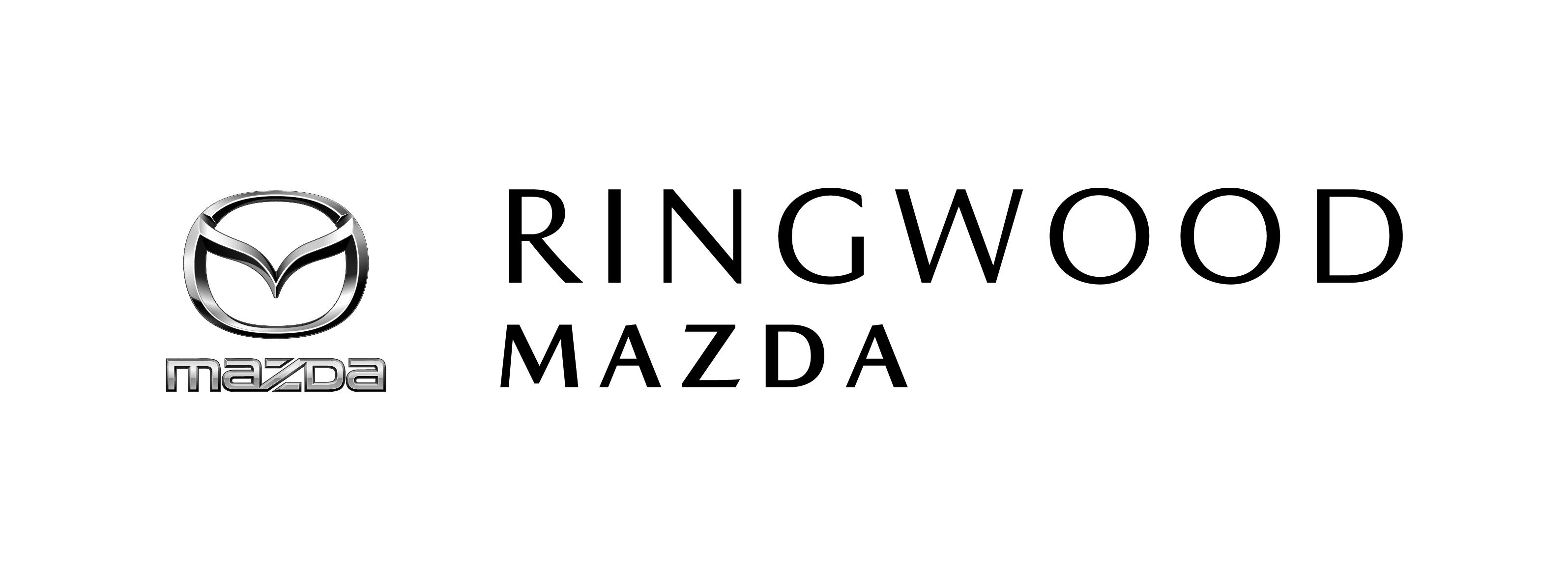 Ringwood Mazda Logo 2019 Cmyk
